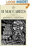 II Maccabees (The Anchor Bible, Vol. 41A)