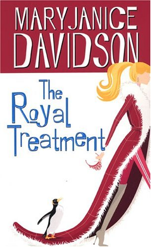 The Royal Treatment, MARYJANICE DAVIDSON