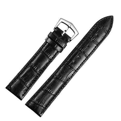 20-mm-nero-cinturini-bande-per-imbottito-in-pelle-per-uomo-o-orologi-da-polso-delle-donne-genuine-op