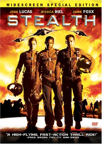 Cover art for  Stealth (Widescreen Two-Disc Special Edition)