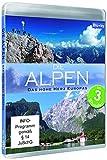 Image de Die Alpen, 1 Blu-ray