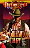Chet (The Cowboys , No 4) (0843944250) by Greenwood, Leigh