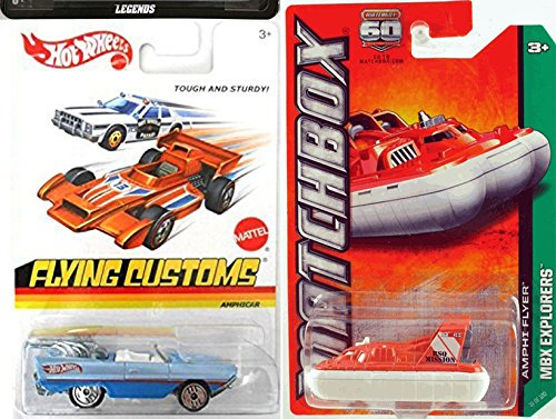 Hot Wheels Amphibians
