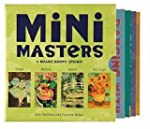 Mini Masters: 4 Board Books Inside! D...