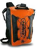 CYCLINGNET 防水(IPX6)パック DRY PAK バックパック サイクリング・ツーリング・スキー・カヤック・ハイキング用 (B14406-ORANGE)