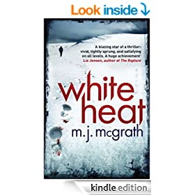 White Heat: Edie Kiglatuk Arctic Crime Series Book 1 (The Edie Kiglatuk Arctic Crime Series)