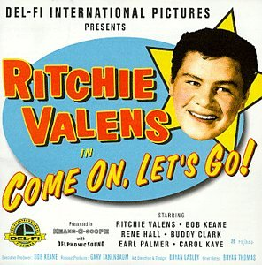 Ritchie Valens - Come On, Lets Go! - Zortam Music