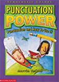 Punctuation Power: Punctuation and How to Use It (0590386743) by Terban, Marvin