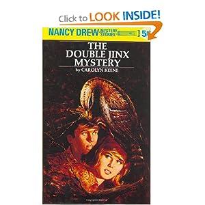 The Double Jinx Mystery (Nancy Drew Mystery Stories, No. 50) Carolyn Keene