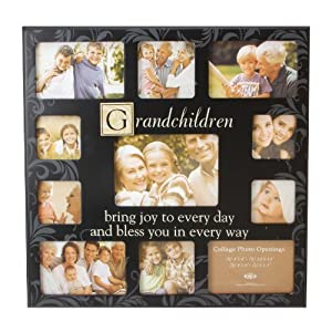 Amazon Com Large Grandchildren Collage Photo Frame