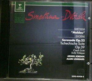 Dvorak: Tschechische Suite op. 39, Serenade für Streichorchester op. 22 - Smetana: Die Moldau
