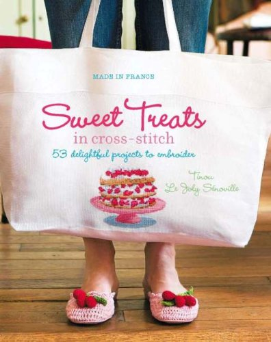 Made in France Sweet Treats/Cross Stitch