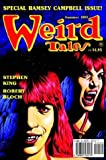 Weird Tales 301 (Summer 1991) (0809532174) by Schweitzer, Darrell