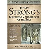 The New Strong's Exhaustive Concordance (Nelson's Super Value Series)James Strong�ɂ��