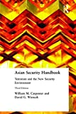 img - for Asian Security Handbook: Terrorism and the New Security Environment (East Gate Books) book / textbook / text book