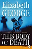 This Body Of Death Lp: An Inspector Lynley Novel