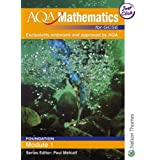 AQA Mathematics for GCSE Modular Welcome Pack: AQA GCSE Mathematics for Modular Foundation Module 1by Jan Johns