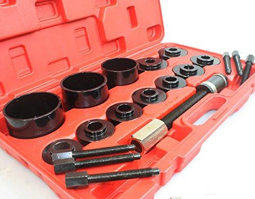 17pc Master Set Front Wheel Hub Drive Bearing Removal Install Service Kit (Wheel Bearing Removal compare prices)