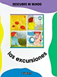 img - for Las excursiones book / textbook / text book
