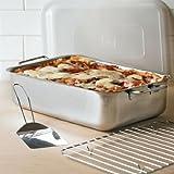 Brylanehome Extra-Deep Lasagna Pan