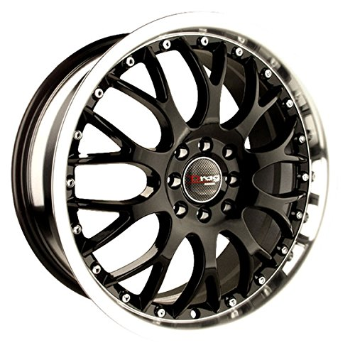 Drag Wheels DR-19 18x7.5/ 5x100/ 5x114.3 Gloss Black rims (Lexus Is300 Rims Set compare prices)