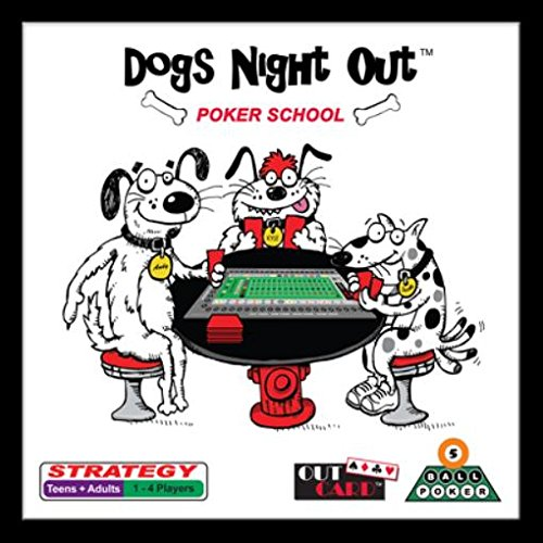 Dogs Night Out POKER SCHOOL