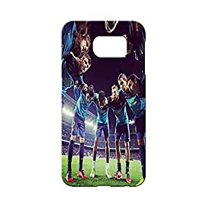 BLUEDIO Designer 3D Printed Back case cover for Samsung Galaxy S7 Edge - G3290