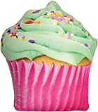 iscream Yummy Treats Vanilla Scented 'Celebration Cupcake' Microbead Pillow