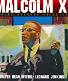 Malcolm X: A Fire Burning Brightly (0060277076) by Myers, Walter Dean