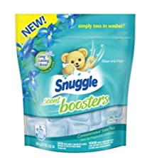 Snuggle Laundry Scent Boosters Blue Iris Bliss 30 Count