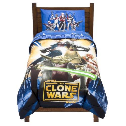 Star Wars Clone Wars Comforters