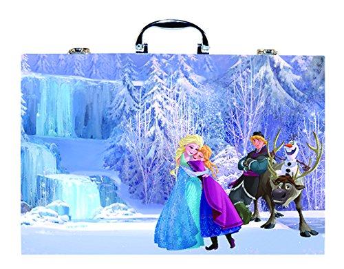 Crayola 04-2539 - Valigetta dell'Artista Disney Frozen