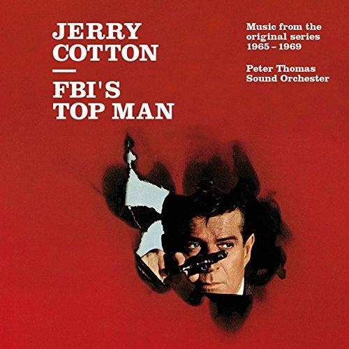 CD : PETER THOMAS - Jerry Cotton: Fbi's Top Man / Music 1965-69 - Ost