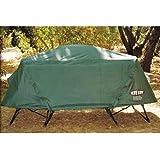 Kamp-Rite Tent Cot Oversize Rainfly (Green)
