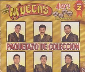 """Muecas. Los Muecas - Los Muecas """"Paquetazo De Coleccion"""" 100 Anos De"""