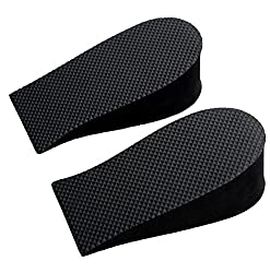 1 Inch Height Increasing Shoes Insoles Casual or Formal Shoes Men Women