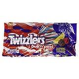 Twizzlers, Pull 'n' Peel Candy, Raspberry Wild Berry Lemonade, 12oz Bag (Pack of 2)