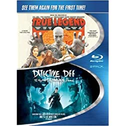 Detective Dee / True Legend (2 Pack) [Blu-ray]