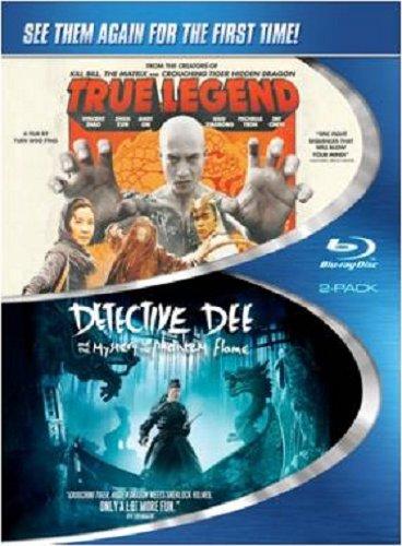Detective Dee / True Legend (2 Pack) [Blu-ray]