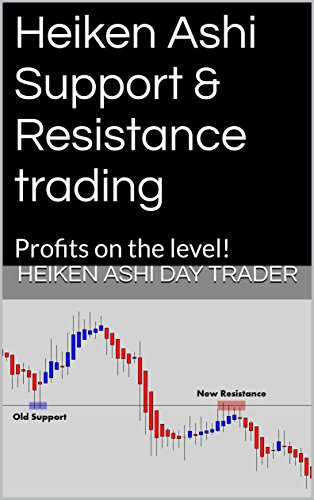 Heiken Ashi Support & Resistance trading: Profits on the level! (Heiken Ashi Price Action Book 2)