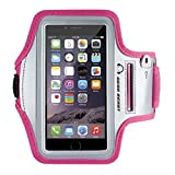 [Apple iPhone 6s Plus Armband] Gear Beast Deluxe [Sport Gym Bike Cycle Jogging Running Walking] Armband fits iPhone 6 Plus (5.5 Inch) & Samsung Note 5 / 4 / Note Edge & Galaxy S6 Active & More