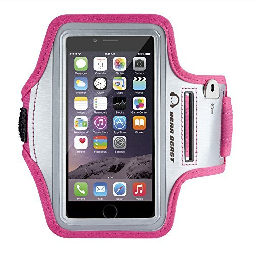 gear-beast-sport-gym-running-armband-with-key-holder-and-reflective-safety-band-for-iphone-6s-plus-6