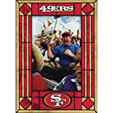 San Francisco 49ers Art Glass Frame at Amazon.com