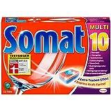 Somat 10 Tabs, Geschirrspültabs, M, 22 Tabs
