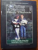 img - for Dallas Cowboys Family 'playbook' - Collection Of Recipes, Family Photos, Personal Quotes, Statistics & Trivia! book / textbook / text book