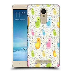 Snoogg Singing Birds Printed Protective Phone Back Case Cover For Xiaomi Redmi Note 3