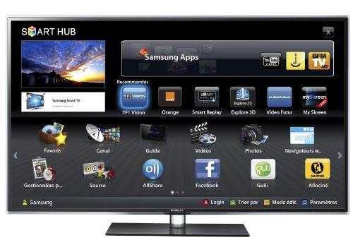 Samsung UE40D6500VSXZF- Televisión Full HD, Pantalla LED 40 Pulgadas .