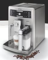 Saeco Xelsis SS Automatic Espresso Machine, Stainless Steel from Saeco