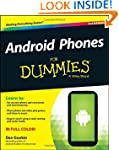 Android Phones For Dummies (For Dummi...