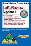 Let's Review  Algebra I (Let's Review...